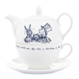 Tea for One Alice in Wonderland (300 ml.) - Whittard of Chelsea