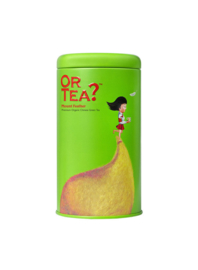 Blik Mount Feather Groene Thee (75 gr.) - Or Tea?