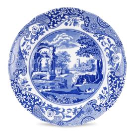 Bord (19 cm.) - Spode Blue Italian