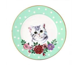 Bord Cat (20,5 cm.) - Ginger