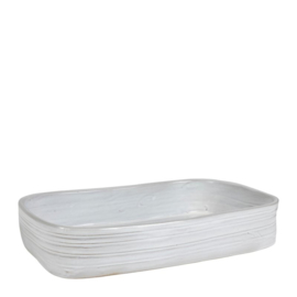 Ovenschaal Santon Grey (28 cm.) - Côté Table