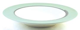 Diep Bord (24 cm.) - Noritake Ambience Green