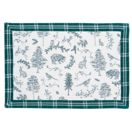 Placemat Wild Forest - Clayre & Eef
