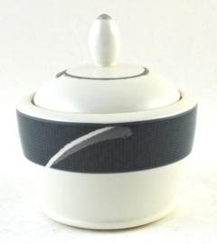 Suikerpot - Noritake Ambience Charcoal