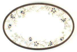 Zuurschaal (22,3 cm.) - Noritake Delacorte