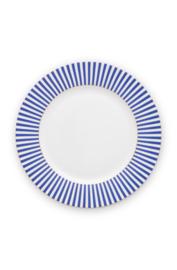 Dinerbord (27 cm.) - Pip Studio Royal Stripes