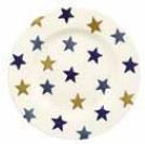 Ontbijtbord Stormy Stars (21,8 cm.) - Emma Bridgewater