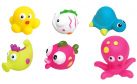 6 Badspeeltjes - Jamara