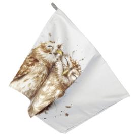 Theedoek Owl - Pimpernel Wrendale