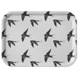 Dienblad Swallows (27 cm.) - Koustrup & Co.