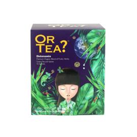 Detoxania Groene Thee (10 zakjes) - Or Tea?
