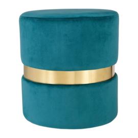 Poef Bayleen Emerald (36 cm.) - Sema Design