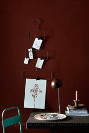 Set 2 Hangers A5 (17,5 cm.) - vtwonen