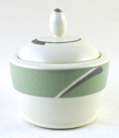 Suikerpot - Noritake Ambiance Green