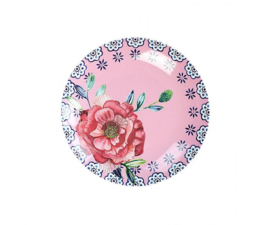 Bord Melamine Cheerful Flower (12,7 cm.) - Ginger