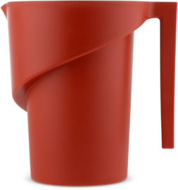 Maatbeker Twisted Red (130 cl) - Alessi