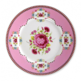Gebaksbord Pink (17,7 cm.) - Pip Studio Early Bird