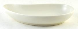 Schaal Teardrop (16,5 cm.) - Noritake Ambience White