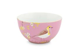 Schaal Pink (15 cm.) - Pip Studio Early Bird
