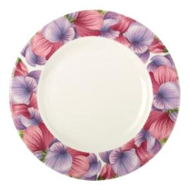 Dinerbord Sweet Pea (28 cm.) - Portmeirion Botanic Blooms