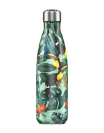 Thermosfles Tropical Toucan (500 ml) - Chilly's Bottle