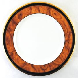 Saladebord (21,8 cm.) - Noritake Cabot