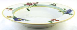 Pastabord (27,5 cm.) - Noritake Ambiance Jolie Fleur