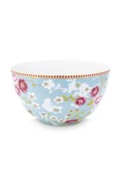 Schaal Chinese Rose Blue (18 cm.) - Pip Studio Early Bird