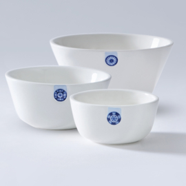 Set 3 Schalen Touch of Blue - Royal Delft