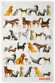 Theedoek Dogs - Emma Bridgewater