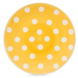 Ontbijtbord Florence Mango Spot (20,5 cm.) - Whittard of Chelsea