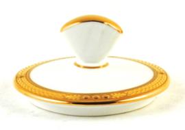 Suikerpotdeksel - Noritake Chatelaine Gold