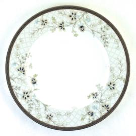 Ontbijtbord (20,9 cm.) - Noritake Delacorte