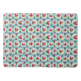 Placemats (4) Rosy Dot - Ulster Weavers