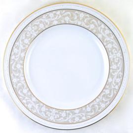 Saladebord (21,7 cm.) - Noritake Glenrose Gold