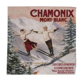 Papieren Servetten Chamonix