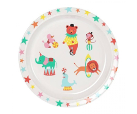 Bord Melamine A Day at the Circus (21,5 cm.) - Ginger