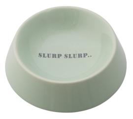 Eet- / Drinkbak SLURP SLURP.. Poes - Bloomingville