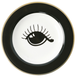 Bordje Open Eye Black (9,5 cm.) - Miss Étoile