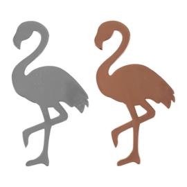 Flessenopener Flamingo (13 cm.) - Sema Design