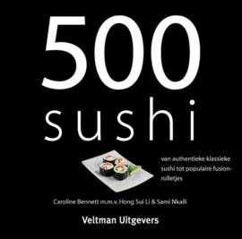 500 Sushi - Caroline Bennett