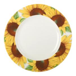 Ontbijtbord Sunflower (22,5 cm.) - Portmeirion Botanic Blooms