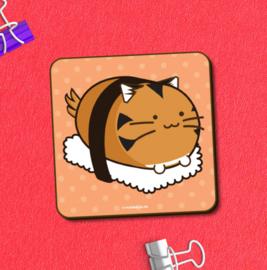 Onderzetter 'Tiger Sushi' II - Fuzzballs