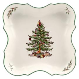 Schaal Devonia (19,5 cm.) - Spode Christmas Tree