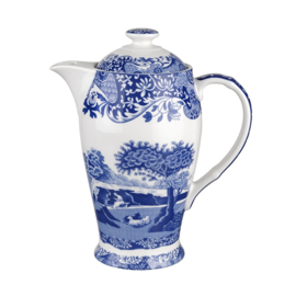 Hot Beverage Pot (0,75 liter) 200th Anniversary - Spode Blue Italian