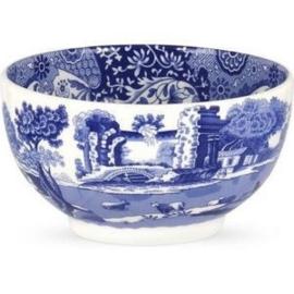 Schaal (10,9 cm.) - Spode Blue Italian