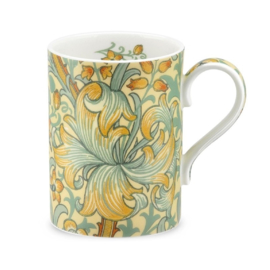 Mok Morris & Co Golden Lily Slate / Manilla - Royal Worcester