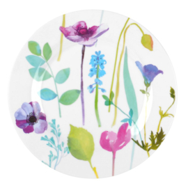 Melamine Ontbijtbord (20,2 cm.) - Portmeirion Water Garden