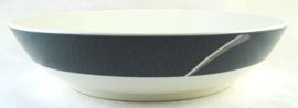 Schaal (31,5 cm.) - Noritake Ambience Charcoal