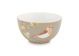 Schaal Khaki (15 cm.) - Pip Studio Early Bird